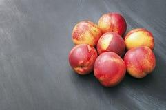 вода персиков краски группы aqua Стоковое Изображение RF
