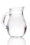 вода питчера Стоковое Фото
