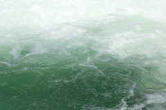 Вода предпосылки бурная Стоковое Изображение