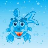 вода рыб Стоковые Изображения RF