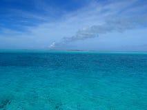 Вода, солнце и вещество Стоковые Фото