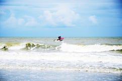 вода Таиланда самоката phuket острова пляжа стоковые фото