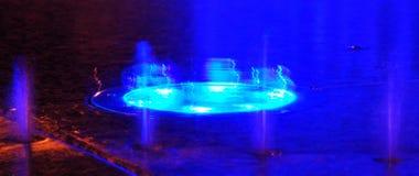 Вода фонтана Стоковое Изображение RF