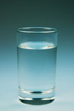 вода чашки Стоковое Изображение