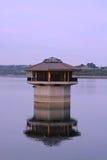 Вода Carsington Стоковое Изображение