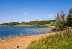 Вода Carsington стоковые фотографии rf