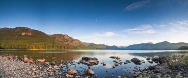 Вода Derwent, район озера, Великобритания Стоковая Фотография RF