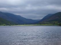 Вода Ennerdale, район озера Стоковое фото RF