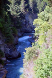 Вода Queenstown NZ белая Стоковое Фото