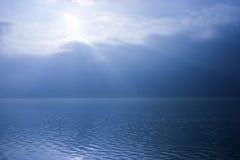Вода Scape стоковые изображения rf