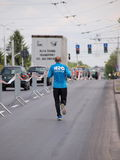 Во-вторых марафон Люблина, Люблин, Польша Стоковые Фотографии RF
