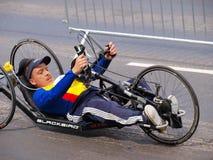 Во-вторых марафон Люблина, Люблин, Польша Стоковые Изображения RF