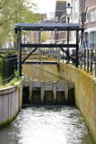 Вод-замок стоковое фото rf