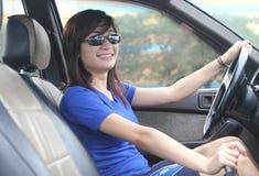 водитель Стоковое Фото