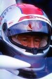 Водитель гоночной машины Марио мемориала большой Andretti Стоковые Изображения RF