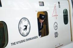 Водитель поезда Стоковые Фотографии RF