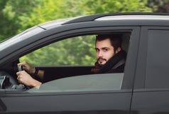 водитель стоковые изображения