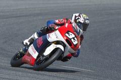 Водитель Kunii, Yuki Moto3 Команда таланта Азии FIM CEV Repsol Стоковое Фото