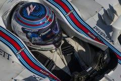 Водитель Valtteri Bottas Команда Williams Мартини Стоковые Изображения