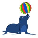 волк моря 2 иллюстрация вектора