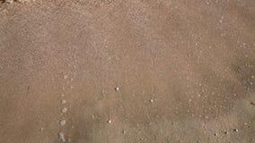 Волна белого моря сток-видео