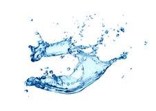 Волна воды Стоковые Фотографии RF