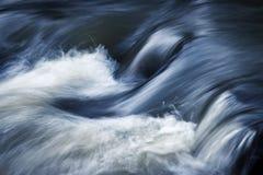 Волна вуали на реке Стоковое Изображение RF