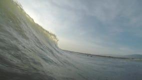 Волна в море
