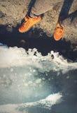 Волна в покое Стоковое фото RF