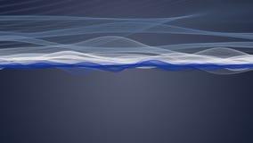 Волна дела в движении, петле HD 1080p бесплатная иллюстрация