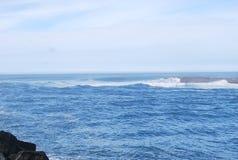 Волна завальцовки Стоковое фото RF
