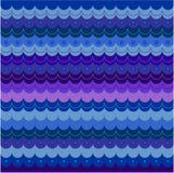 Волна. картина иллюстрация вектора