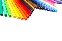 Волна красочных создателей Стоковое Изображение