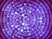 Волна круга сети предпосылки конспектов Стоковые Изображения RF