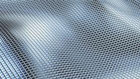 Волна металла Стоковые Изображения RF
