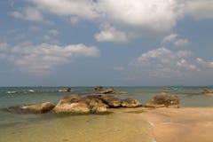 Волна моря стоковая фотография