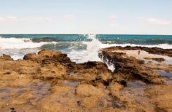 Волна моря Стоковые Изображения