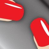 Волна ногтей Стоковые Фотографии RF
