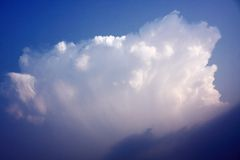 Волна облака волны неба Стоковые Фотографии RF