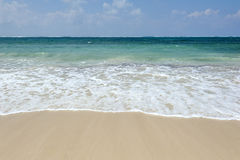 Волна океана Стоковое Изображение RF