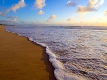 Волна пены Стоковое Изображение RF