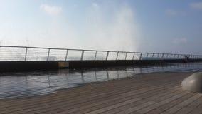 Волна после волны Стоковые Изображения RF