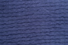 Волна предпосылки ткани военно-морского флота любит Стоковая Фотография RF