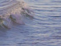 Волна предпосылки Стоковая Фотография
