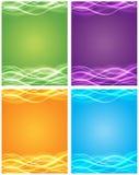 Волна света-Вверх Стоковое фото RF