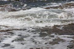 волна сильного волнения аварий Стоковые Фото