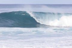 Волна трубопровода Bonzi Стоковое фото RF