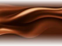 Волна шоколада Стоковая Фотография