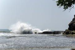 Волна Стоковые Фотографии RF