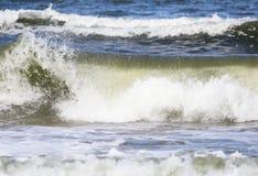 Волна Freezed Стоковые Фотографии RF